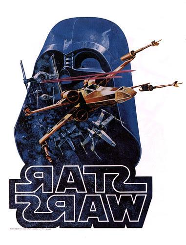 Star Wars Iron-On Transfer Book 029