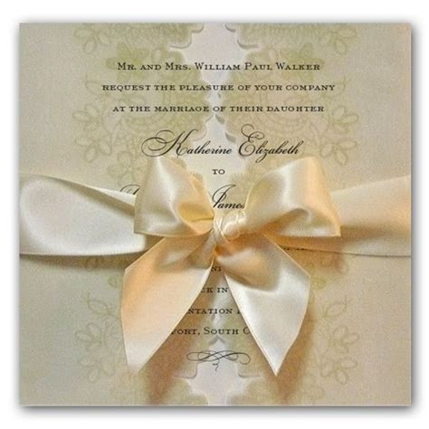 Anna Griffin Georgette Wedding Invitations   PaperStyle