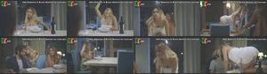 Alba Baptista e Bruna Quintas sensuais no filme Imagens Proibidas