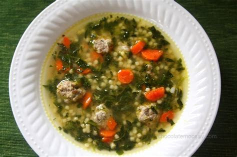 Italian Wedding Soup Recipe ? Dishmaps