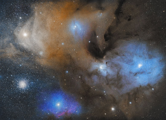Image © Rafael Defavari, via apod.NASA, used w/o permission.