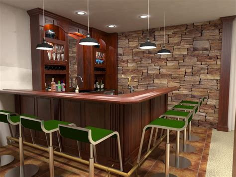 bar counter designs  homes