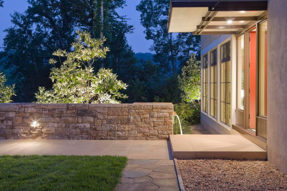 Designing with Pea Gravel | Landscape and Garden Design ...