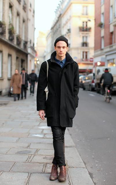 A singularidade sueca numa rua de Paris