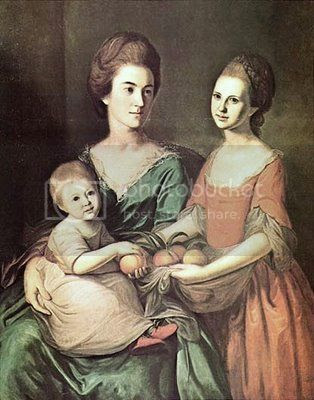 wife of Declaration signer Samuel Chase