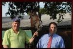 Bill Kaplan (left) and Adam Lazarus
