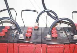 Solar Power  : Batteries Part 2