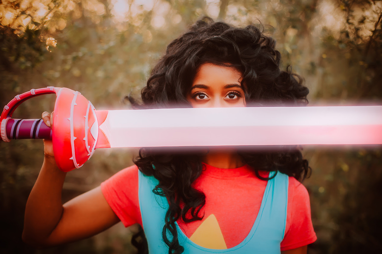 """""""You are an experience. Make sure it's a good experience."""" Stevonnie cosplay spam. Because why not. 😄 First two photos by: planetrattu (Instagram and facebook) Cosplayer: Nyvedna Productions..."""