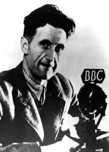 El escritor y periodista George Orwell., en una imagen sin datar.