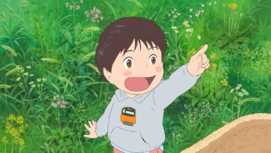 MIRAÏ, MA PETITE SOEUR: 1res images du nouvel anime d'Hosoda sélectionné à la Quinzaine des Réalisateurs
