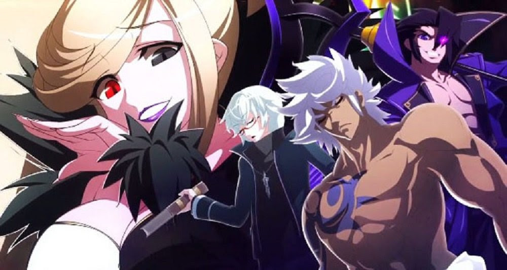 Under Night In-Birth Late[st] arrives in the West in February, gets collector's edition screenshot