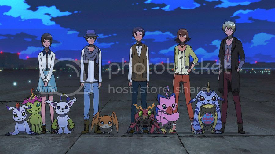 Digimon Tri Reunion