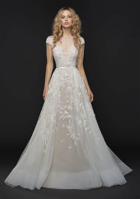 Hayley Paige Aline 20459   bridepower