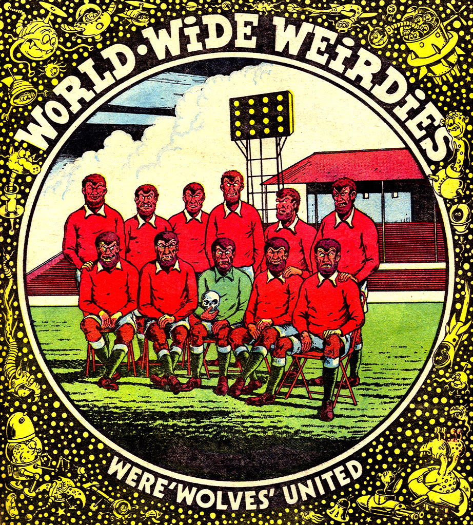 Ken Reid - World Wide Weirdies 94