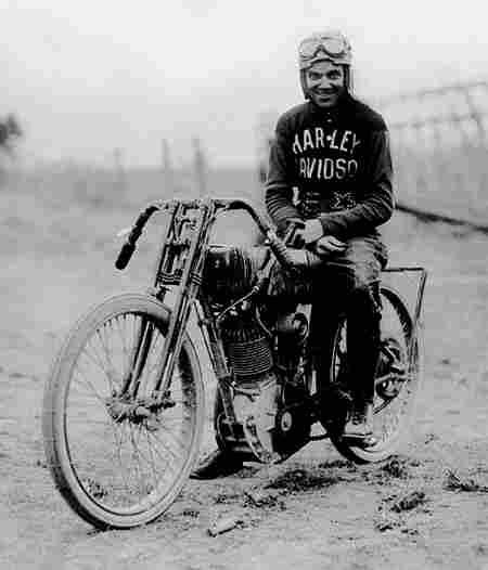 Harley Davidson Photos Anciennes Et Photographies Dépoque