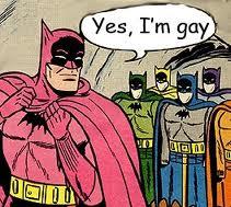 batman es gay