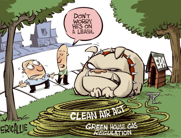 Image result for clean water act cartoons