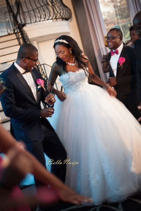 BN Wedding Decor: Omo & Emmanuel's Dreamy Pink & Gold