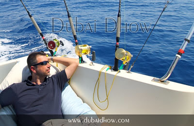 Place to visit in Dubai: Line-Fishing Boat