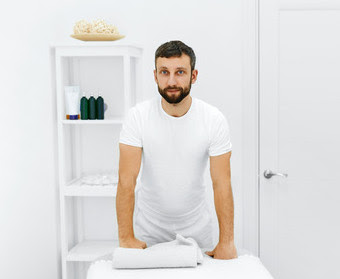 Tips to be a professional male massage therapist. | CityRubs