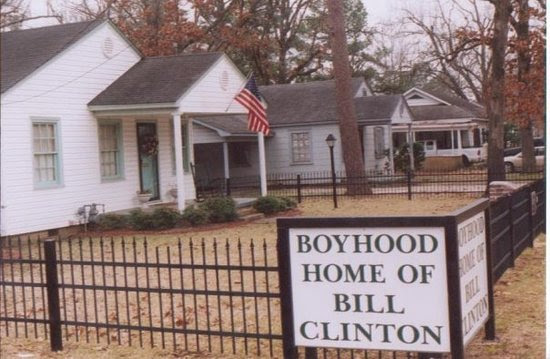 Photos of Birthplace of William Jefferson Clinton, Hope