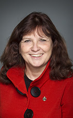 Photo - Marjolaine Boutin-Sweet - Click to open the Member of Parliament profile