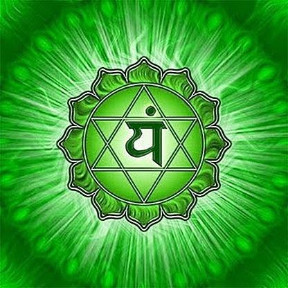 anahata chakra del corazon