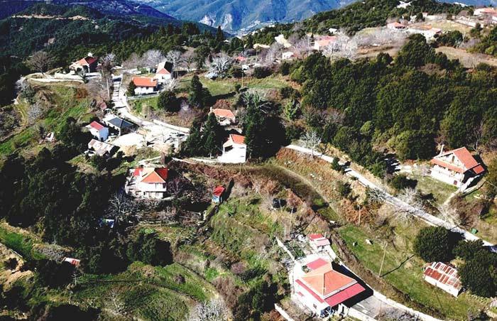 Άρτα: Αποκατάσταση οδικών δικτύων οικισμού Ξηρόκαμπος