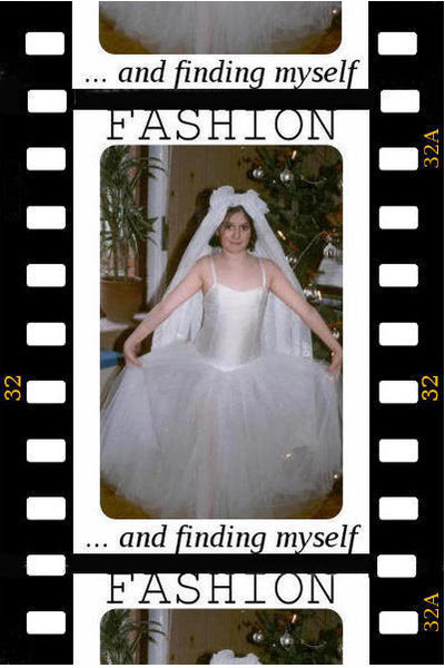 FASHION AND FINDING MYSELF