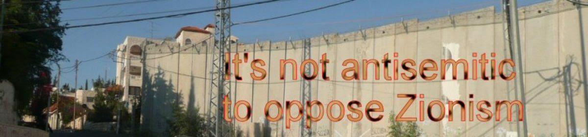 Free Speech on Israel