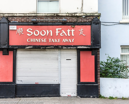 Soon Fatt Chinese Take Away - Bray Town In County Wicklow (Ireland) by infomatique