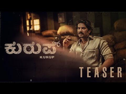 Kurup Kannada Movie Teaser