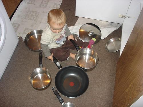 Future chef?