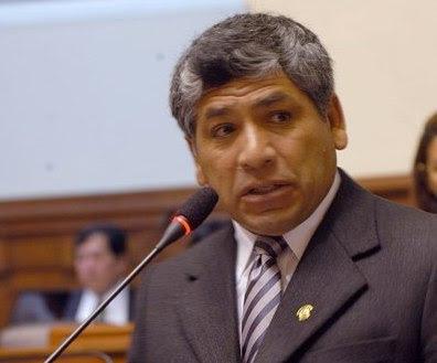 Congresista Pedro Santos Carpio