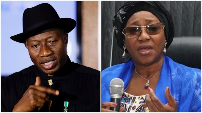 I removed you in national interest - Jonathan fires back at Farida Waziri for saying she was removed for going after oil thieves