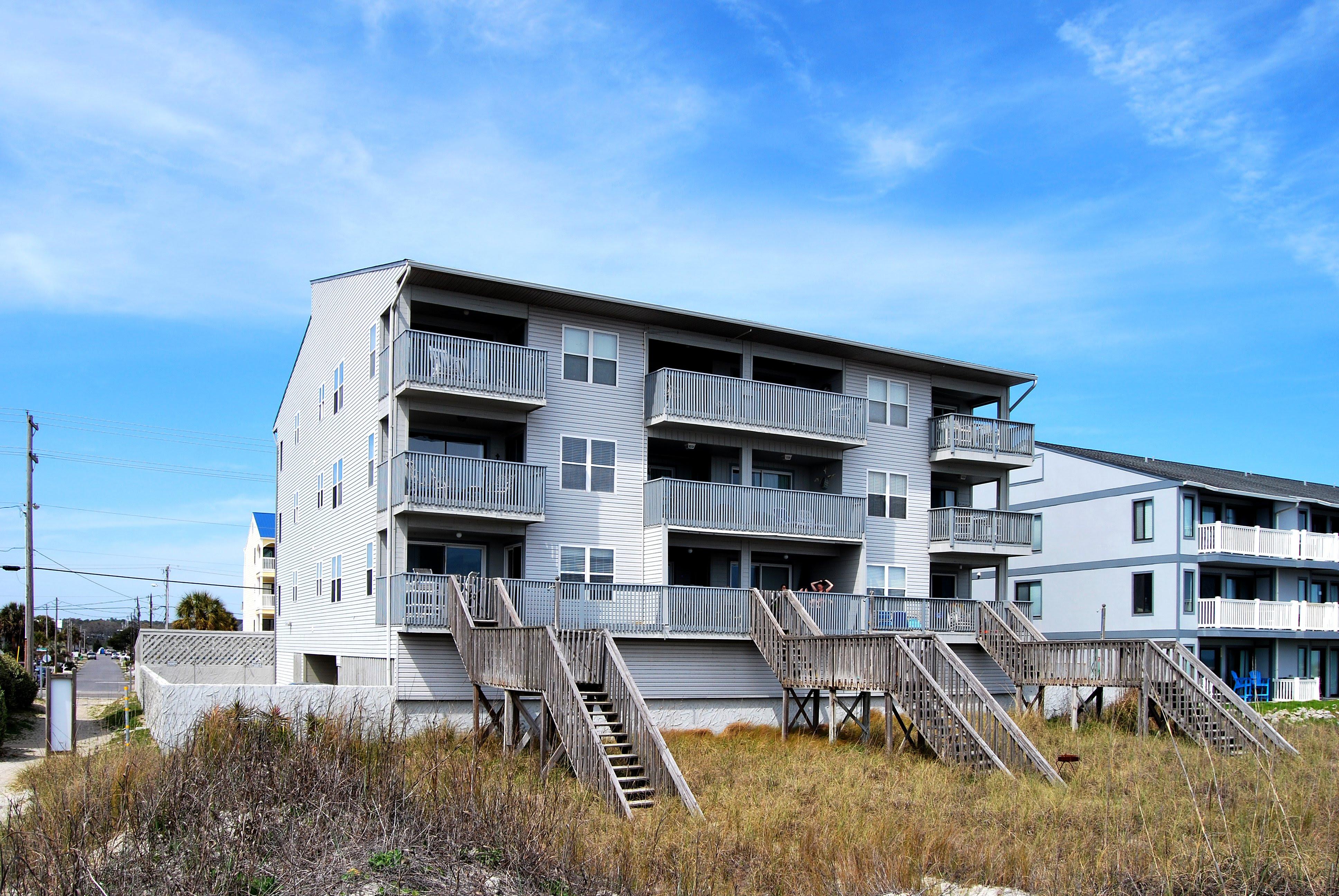Cherry Grove Beach in North Myrtle Beach  Condo Rentals
