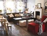 Adorable IKEA Living Room Design Ideas: Contemporary Wooden Floor ...