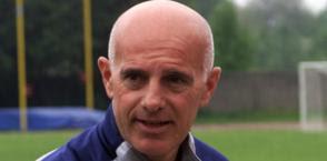 Arrigo Sacchi, coordinatore delle nazionali giovanili azzurre. Ap