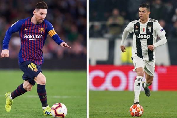 1f3edb2f5 Lionel Messi vs Cristiano Ronaldo  Brazil legend weighs in on debate... do  fans agree  - Daily Star