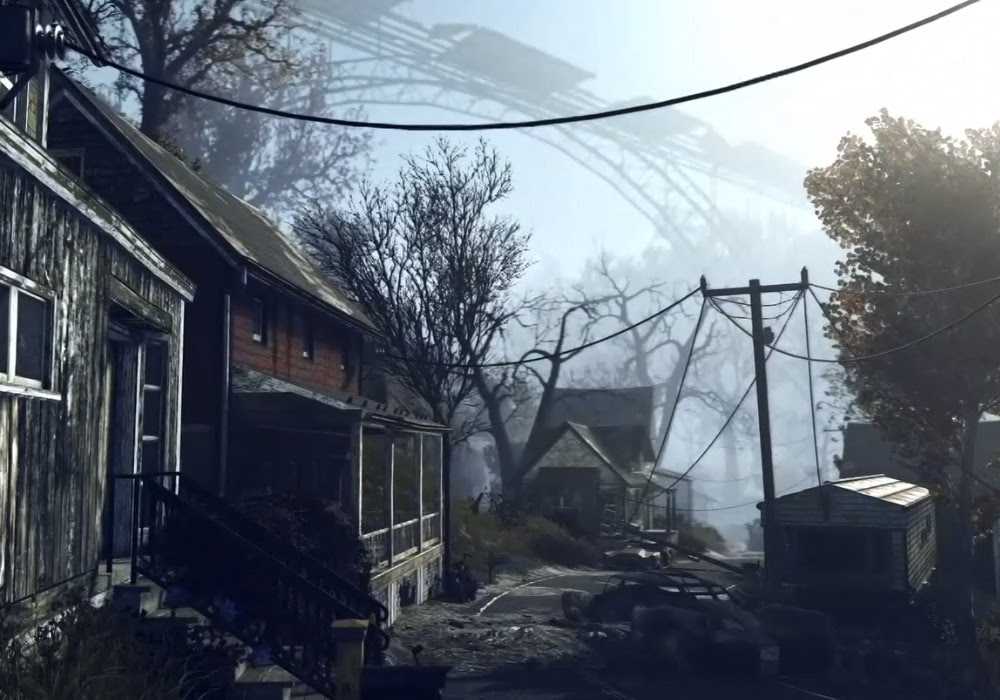 New footage revealed for Bethesda's Fallout 76, Xbox One pre-orders open June 15 screenshot