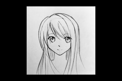 35+ Latest Sketch Easy Anime Drawings For Beginners