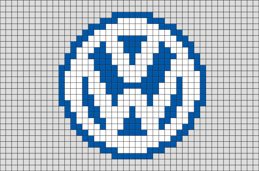 Pixel Art Logo Voiture Ferrari All About Car
