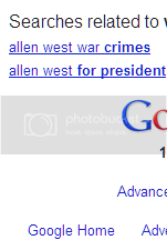 Searches related: Allen West war criminal | Allen West for president