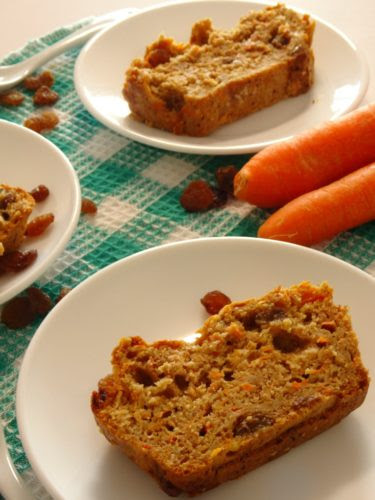 Healthy Carrot Cake No Oil