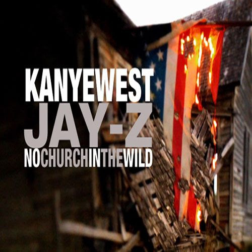 No Church in the Wild (Single), Jay-Z, Kanye West