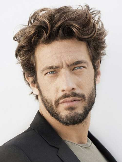 16 Haircuts For Wavy Hair Men The Best Mens Hairstyles Haircuts