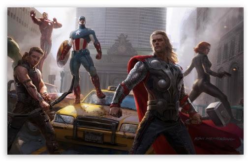 100 Wallpaper Avengers Assemble  Paling Baru