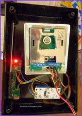 IR Detector and Transmitter