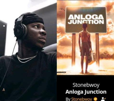 stonebwoys anloga junction clocking  million streams