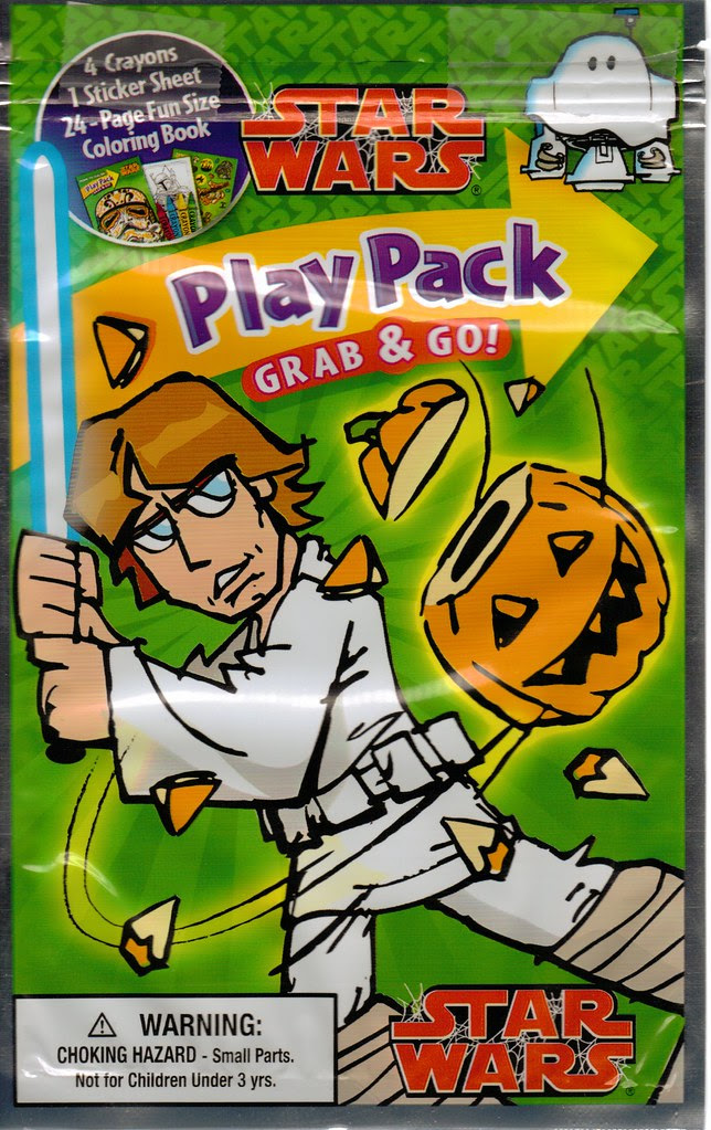 Star Wars Halloween Play Pack Spooky Trooper